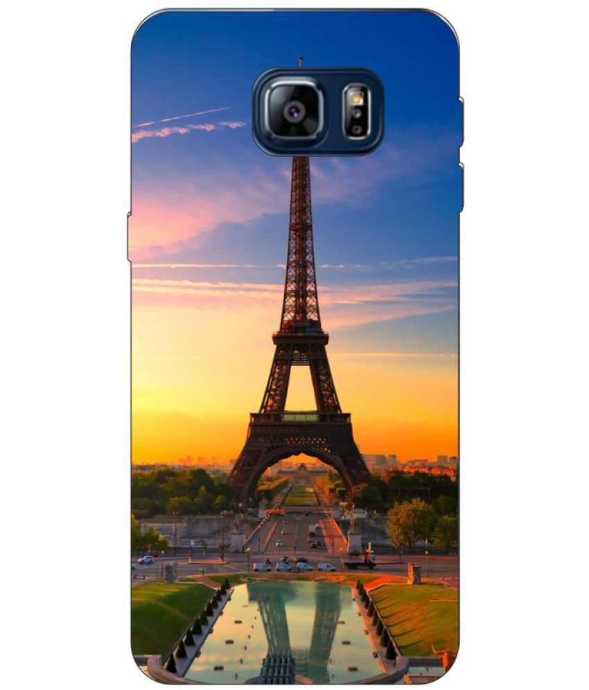 Samsung Galaxy J7 Max Printed Cover By Go Hooked