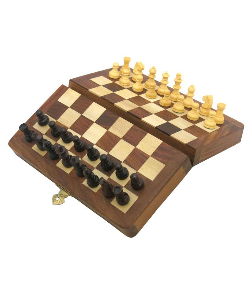 Art Palace Wooden Assorted Chess L