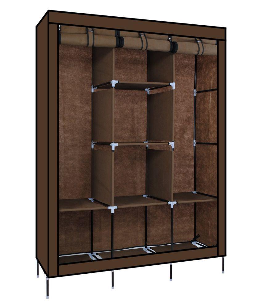 Wardrobe Portable Storage Organizer Wardrobe Closet Non