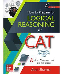 How to prepare for Logical Reasoning for CAT & other Entrance Examinations, 4e