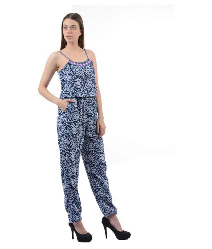 fab75d81a26a Pepe Jeans Cotton Jumpsuits - Buy Pepe Jeans Cotton Jumpsuits Online ...