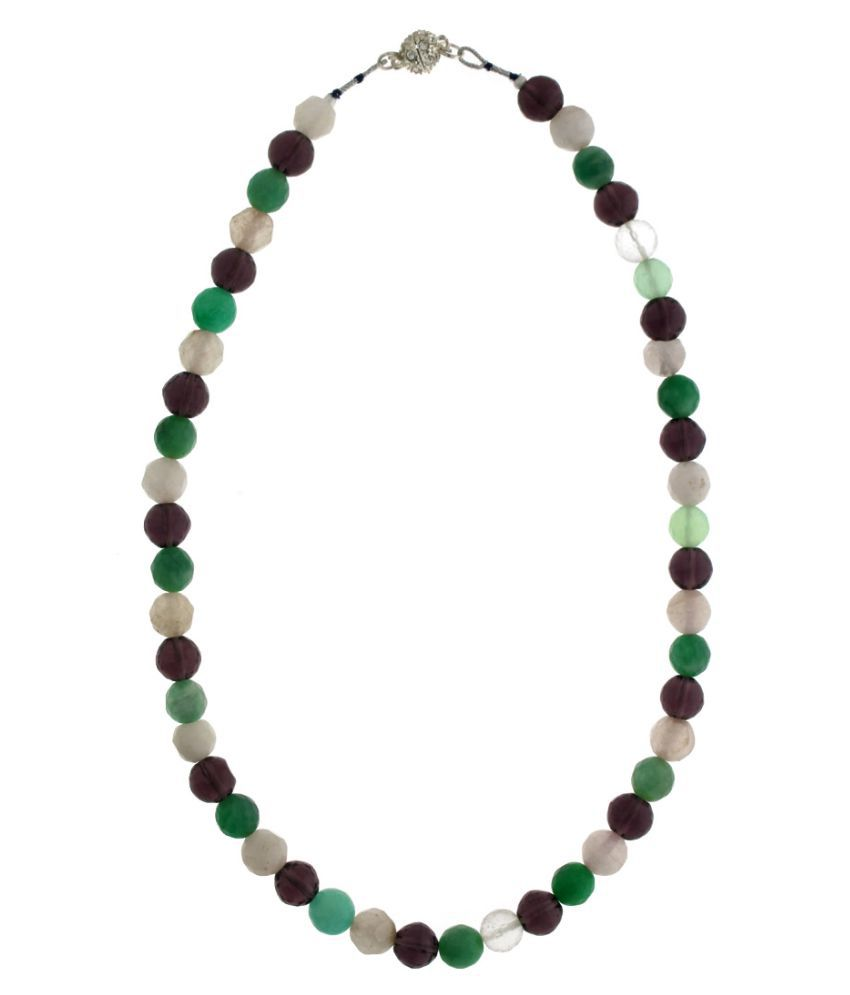 Anuradha Art multi Colour Styled With Beads Necklace For Women/Girls