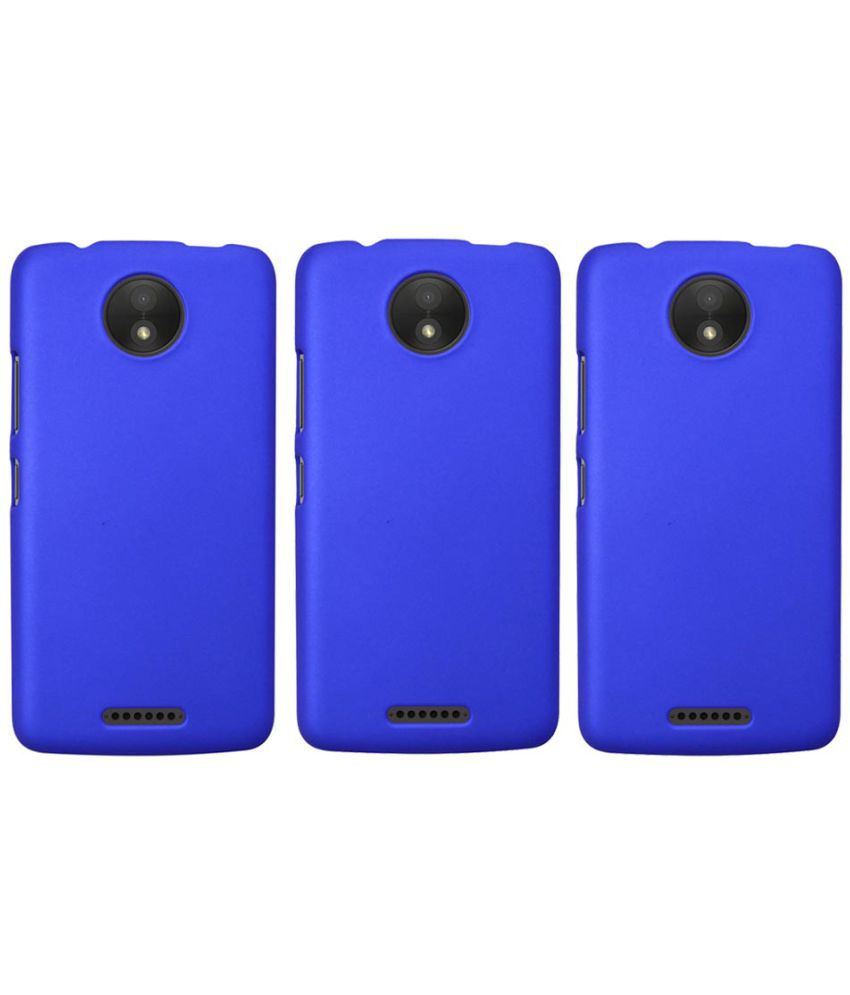 on sale 4ef2c a3133 Moto C Plus Plain Cases COVERNEW - Multi