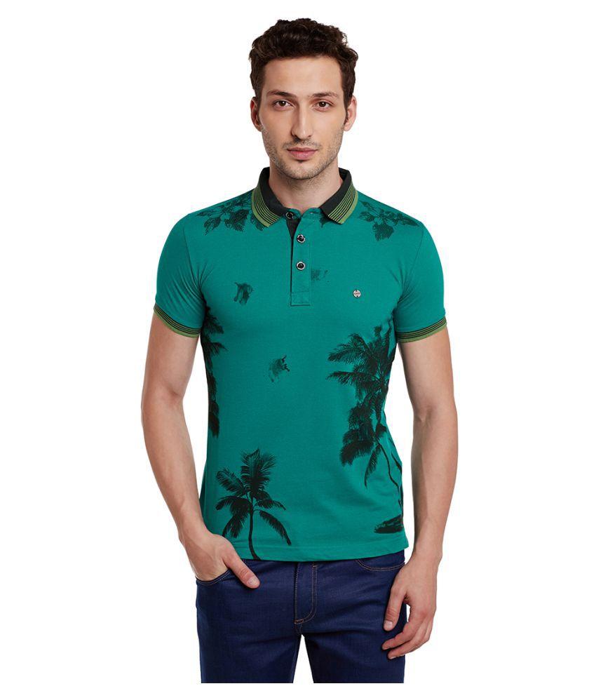 Duke Green Boat T-Shirt