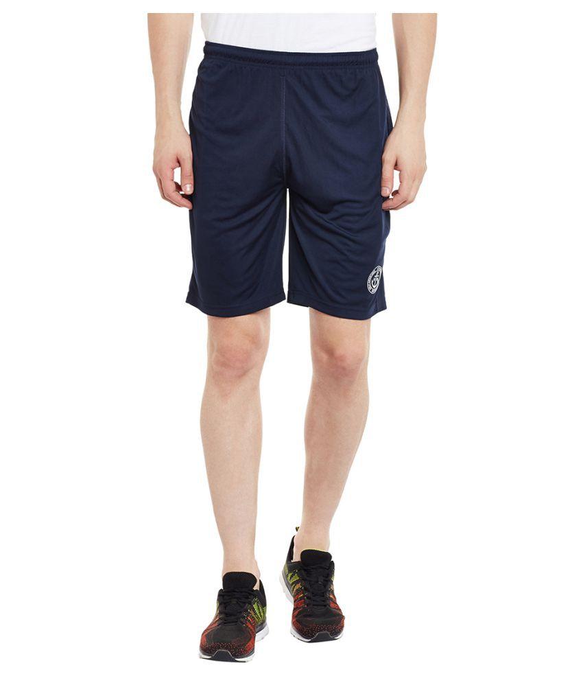 Duke Purple Shorts