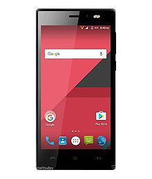 Xolo Era1X ( 8GB , 1 GB ) Black