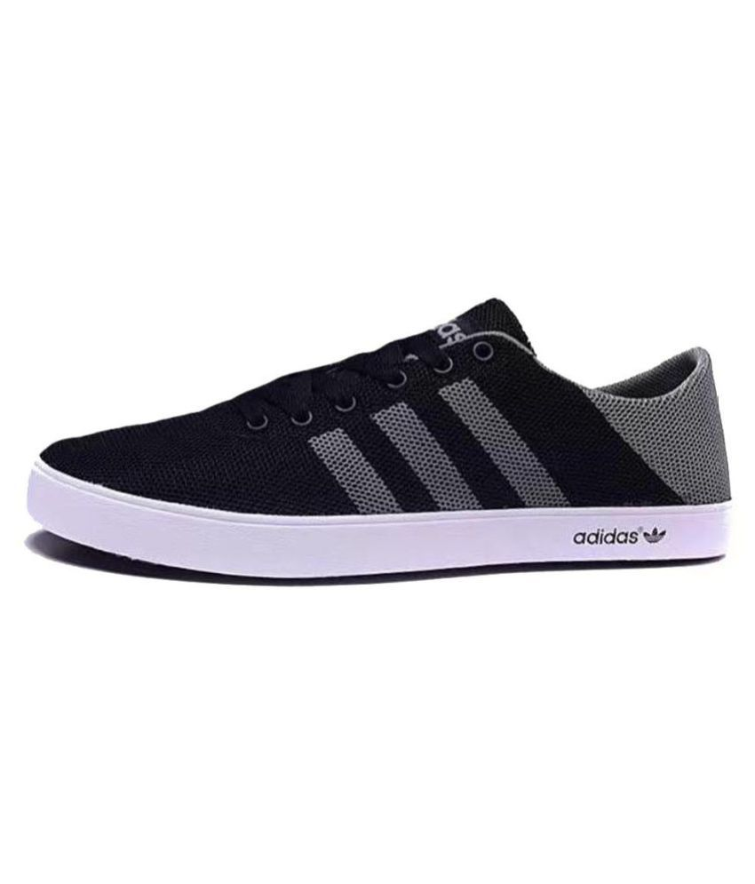 adidas neo sneakers black casual shoes available at snapdeal for. Black Bedroom Furniture Sets. Home Design Ideas