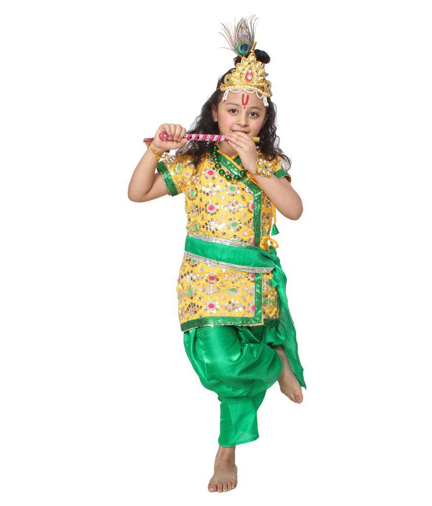 Krishna Fancy Dress Images Fashion Dresses