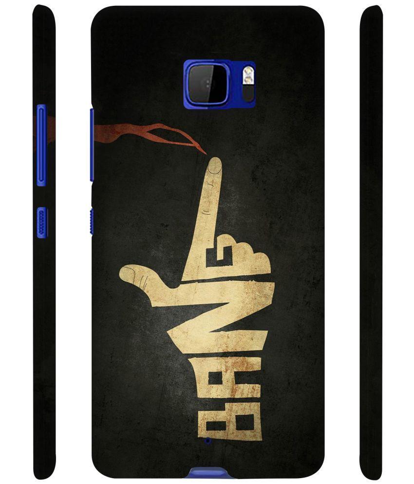 HTC U Ultra Printed Cover By Casotec