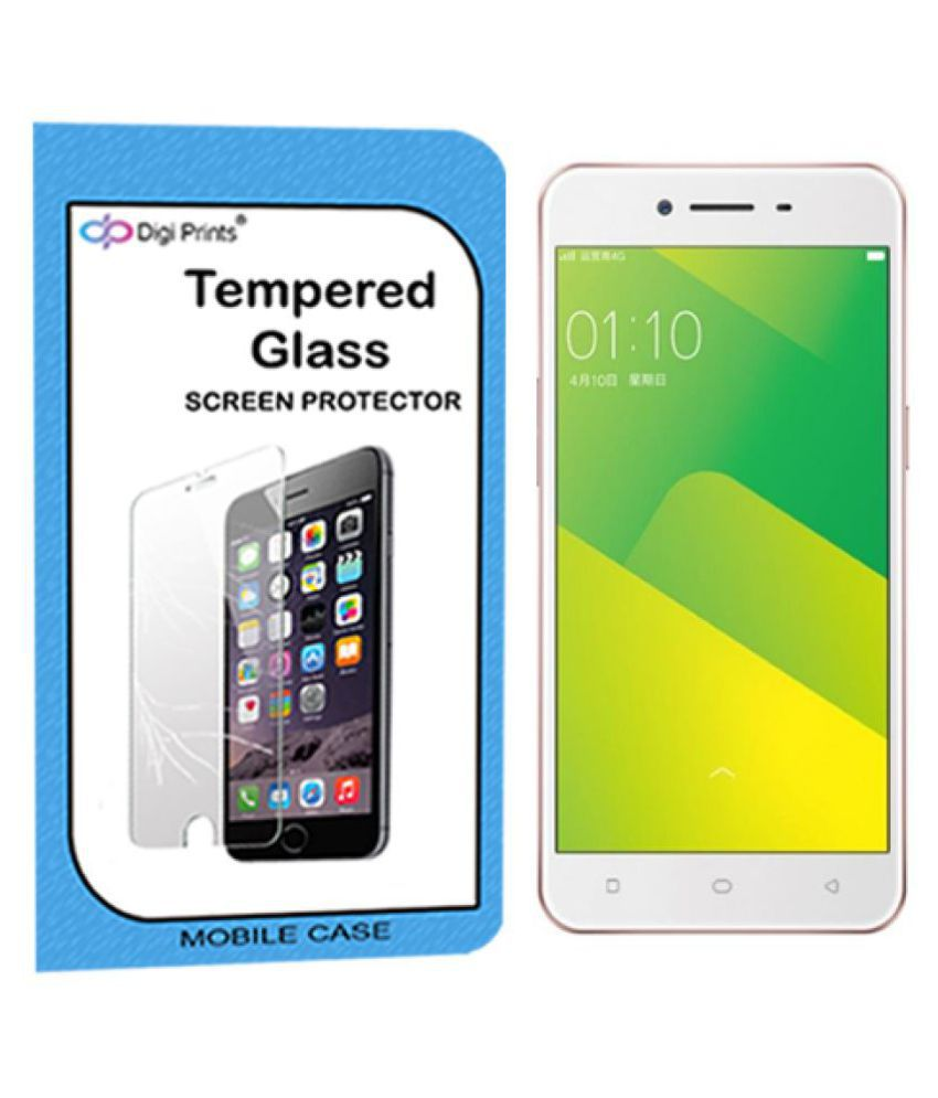 Oppo A57 Tempered Glass Screen Guard By Cell First