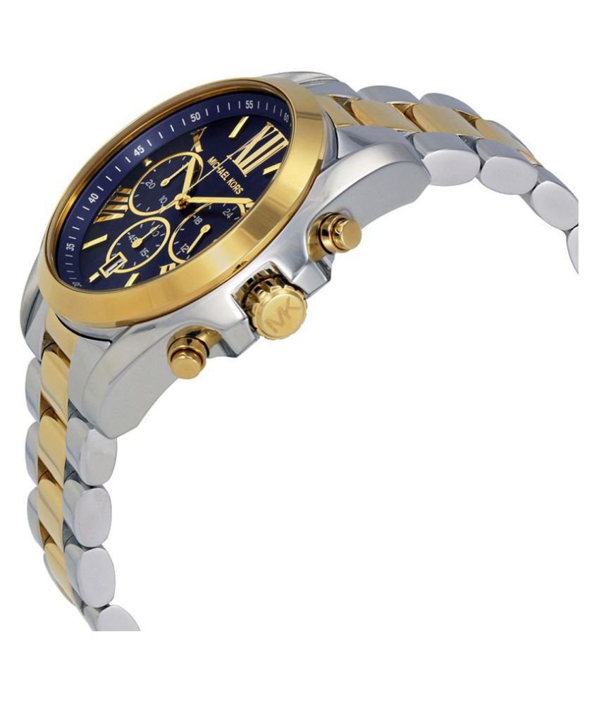 9f4677936f1e Michael Kors MK5976 bradshaw Analog Watch Price in India  Buy ...
