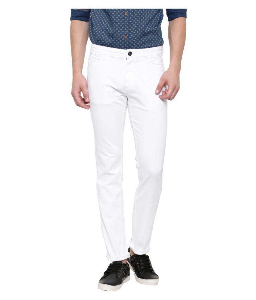 X20 Jeans White Slim Jeans