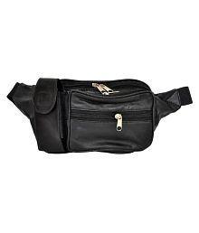 ZUMAR Black Waist Bag