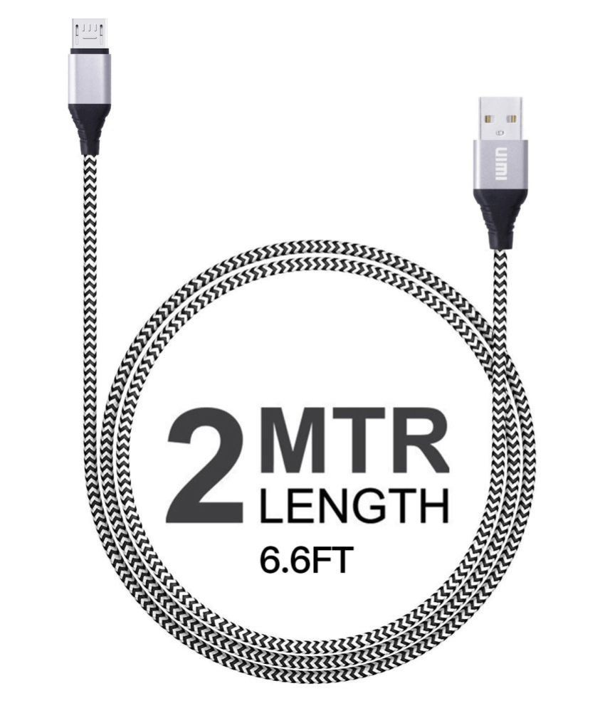 Bingo USB Data Cable Multi - 2 Meter