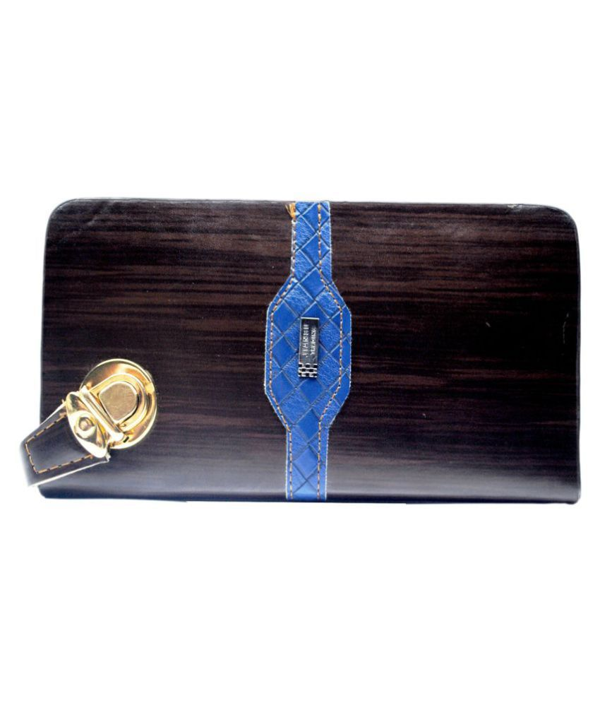 K-ONLY Brown Wallet