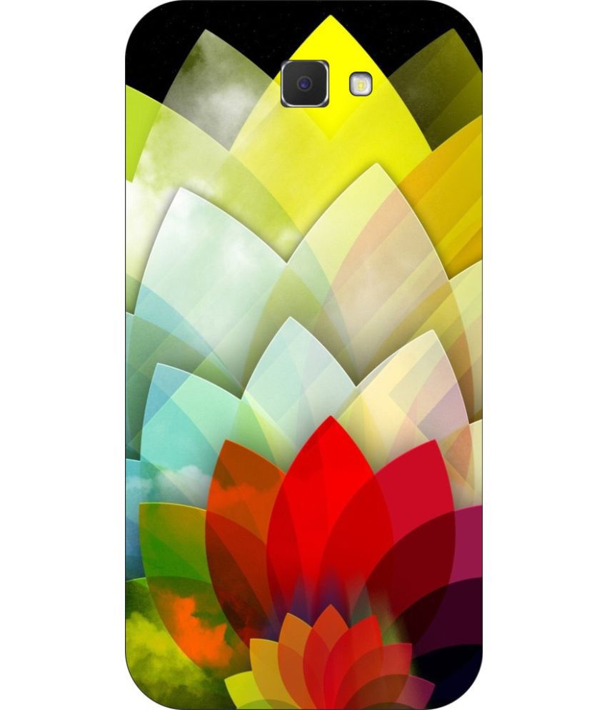 Samsung Galaxy On Nxt Printed Cover By Go Hooked
