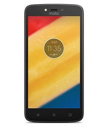 Motorola XT1755 ( 16GB , 1 GB ) Black
