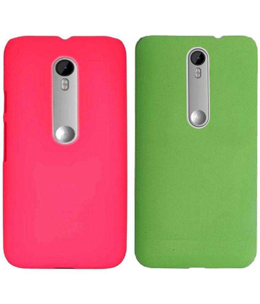 premium selection b6ecf 2cbad Motorola Moto X Style Plain Cases Rdcase - Multi