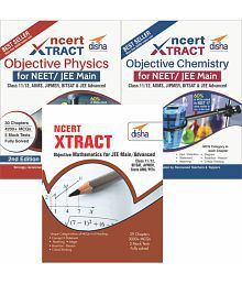 NCERT Xtract – Objective Physics, Chemistry, Mathematics for JEE Main, Class 11/ 12, BITSAT, JEE Advanced 2nd Edition