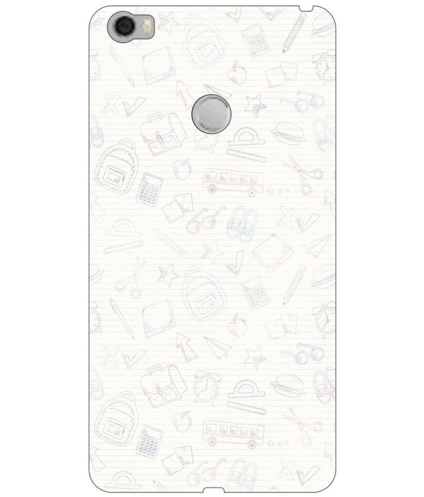 Xiaomi Mi Max Prime Printed Cover By Go Hooked