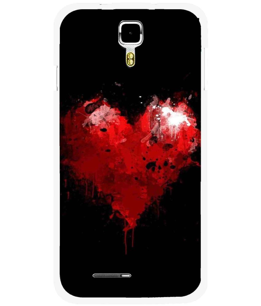 Micromax Canvas Juice A177 Printed Cover By Snooky