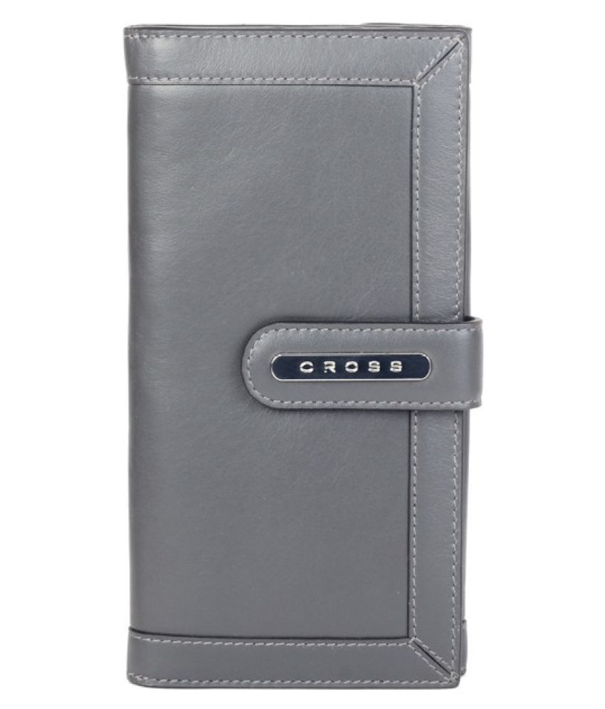 Cross Gray Wallet