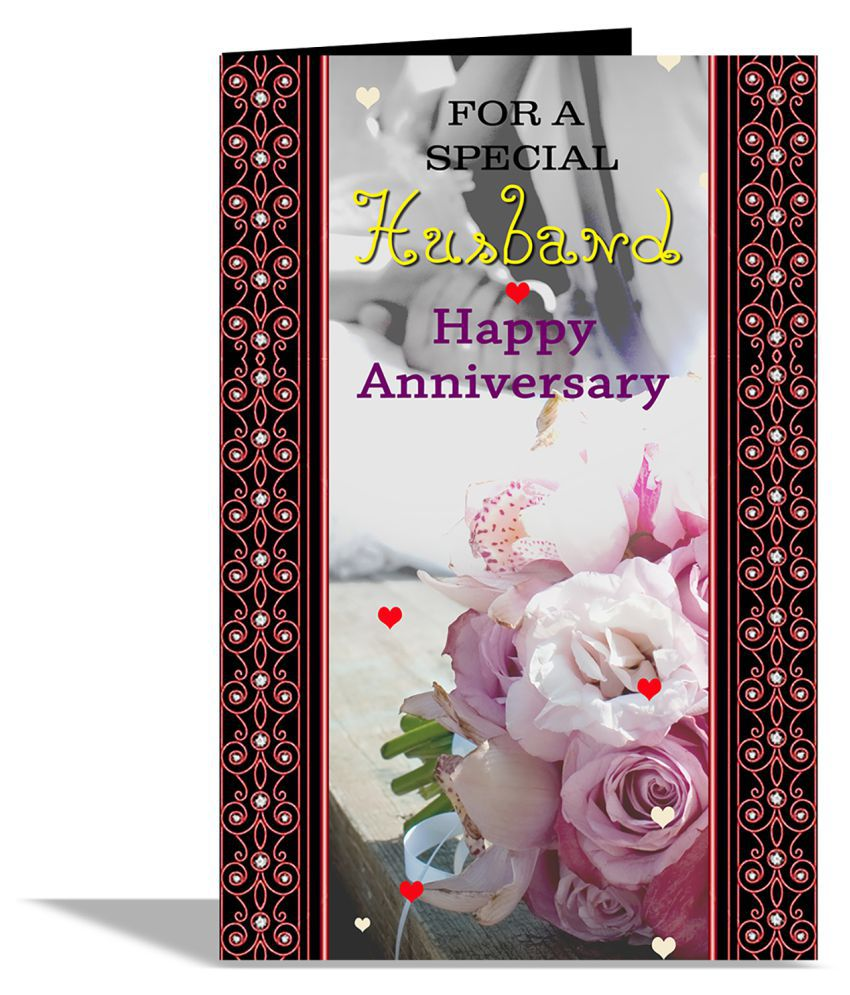 For A Special Husband Greeting Card Buy Online At Best Price In
