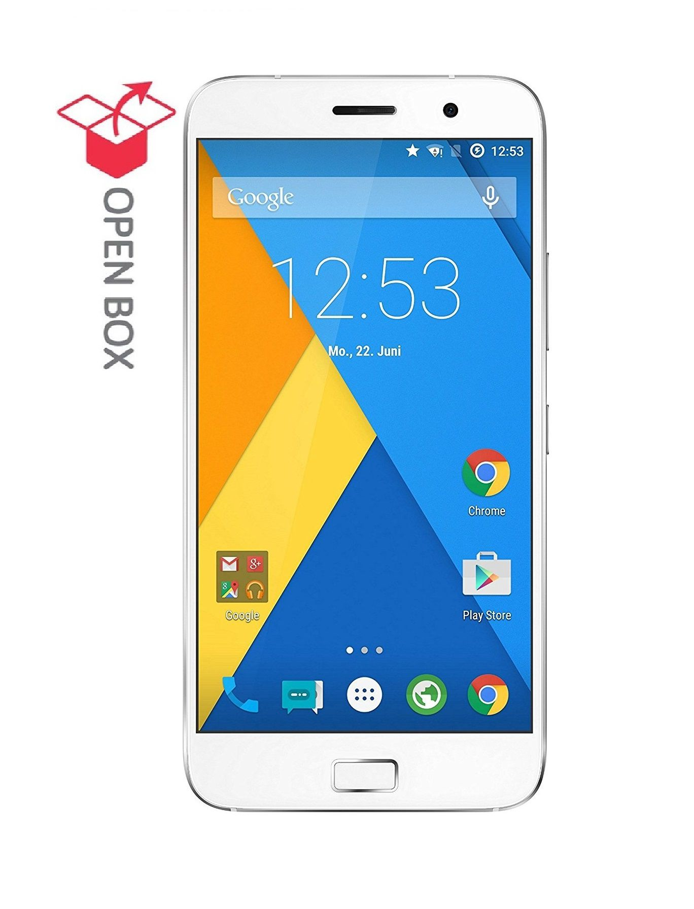 OPEN BOX Lenovo Zuk Z1 64GB White 3 GB RAM 6 Month Brand Warranty