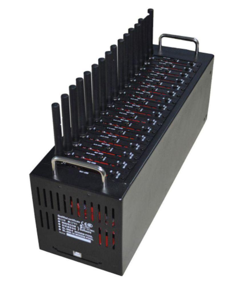 Lintratek Tc35i Multi Recharge Modem 1300 3G Black