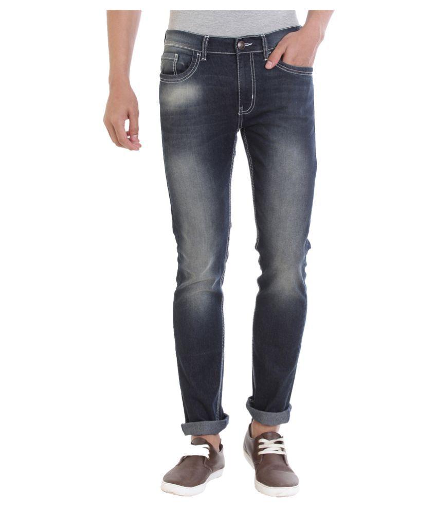 VUDU Blue Slim Jeans