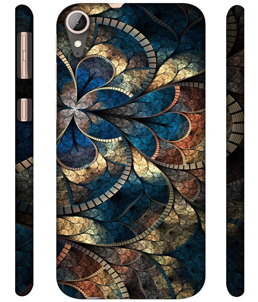 HTC Desire 830 Printed Cover By Casotec