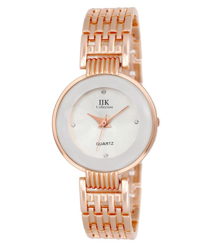 IIK Collection Stylish  Analog Wrist Watch For Women & Girls   (IIK-1058W)