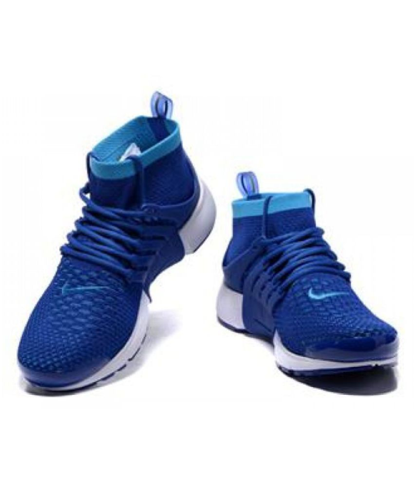 da442bcfcd157 Nike Air Presto Blue Running Shoes Nike Air Presto Blue Running Shoes ...