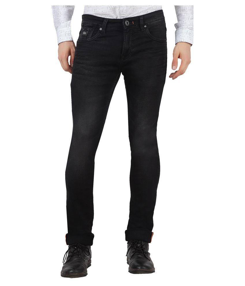 Killer Black Skinny Jeans
