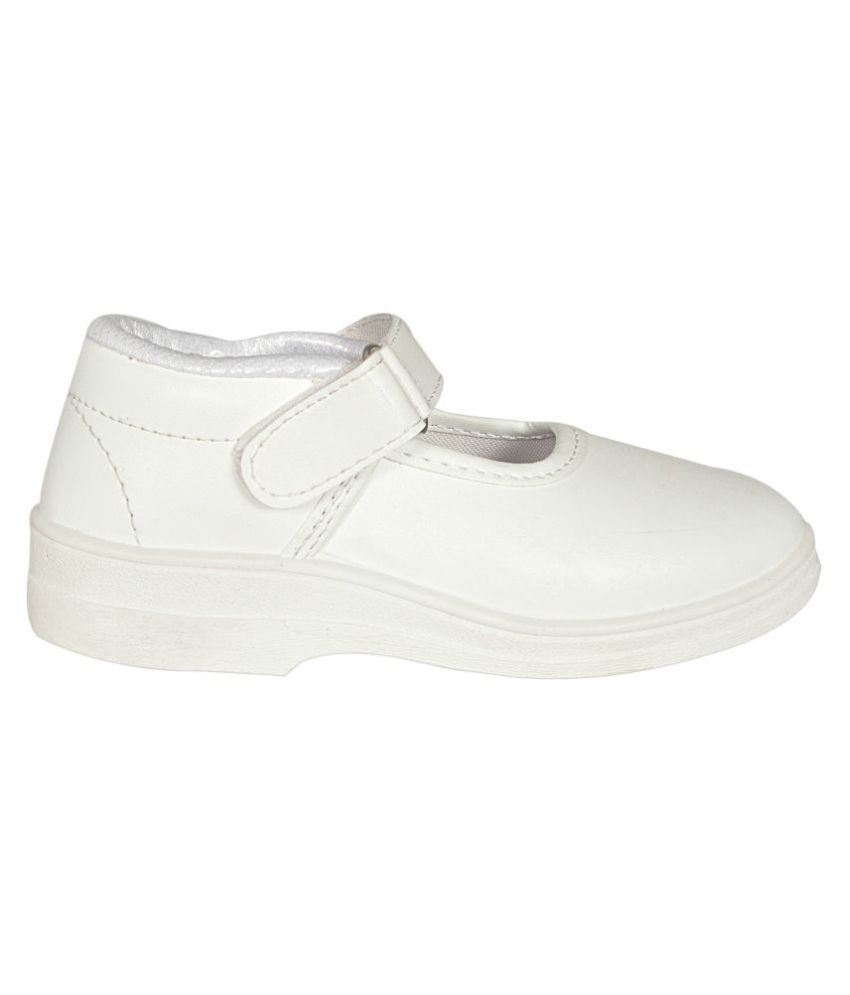 Reebok White School Shoes India