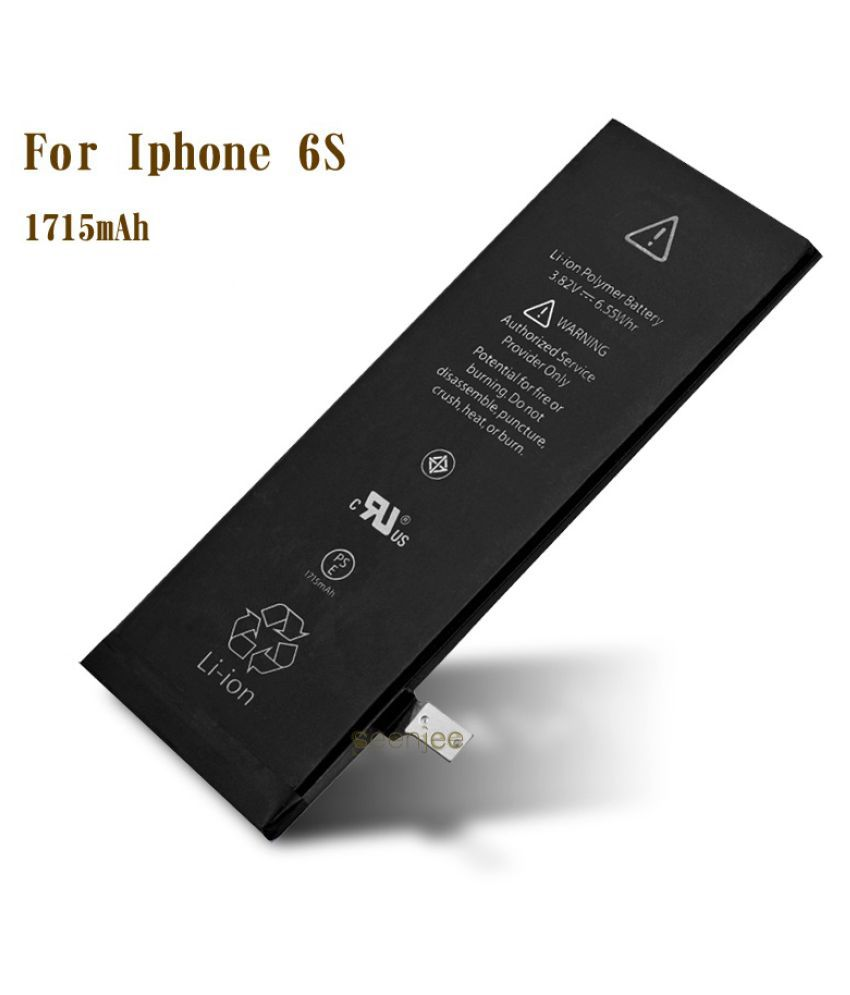 purchase cheap 4034f d9003 Apple iPhone 6S 1810 mAh Battery by Mobioutlet - Batteries Online at ...