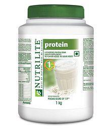 Amway Nytrilite Protein Powder 1 Kg 1 Kg Multivitamins Powder