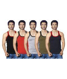 Vests-Pack of 5