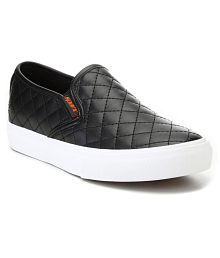 Sparx Black Casual Shoes