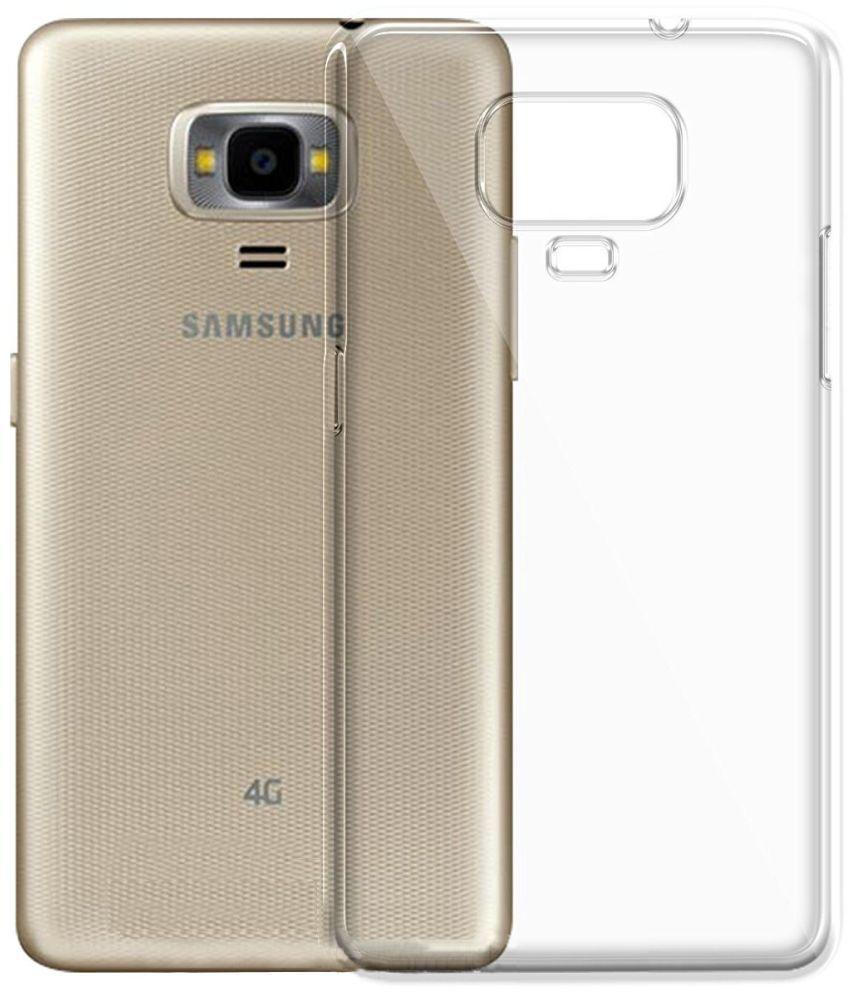 size 40 ca1c8 a435c SAMSUNG Z4 Soft Silicon Cases Galaxy Plus - Transparent