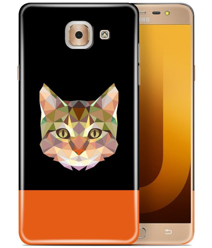 Samsung Galaxy J7 Max Printed Cover By Knotyy