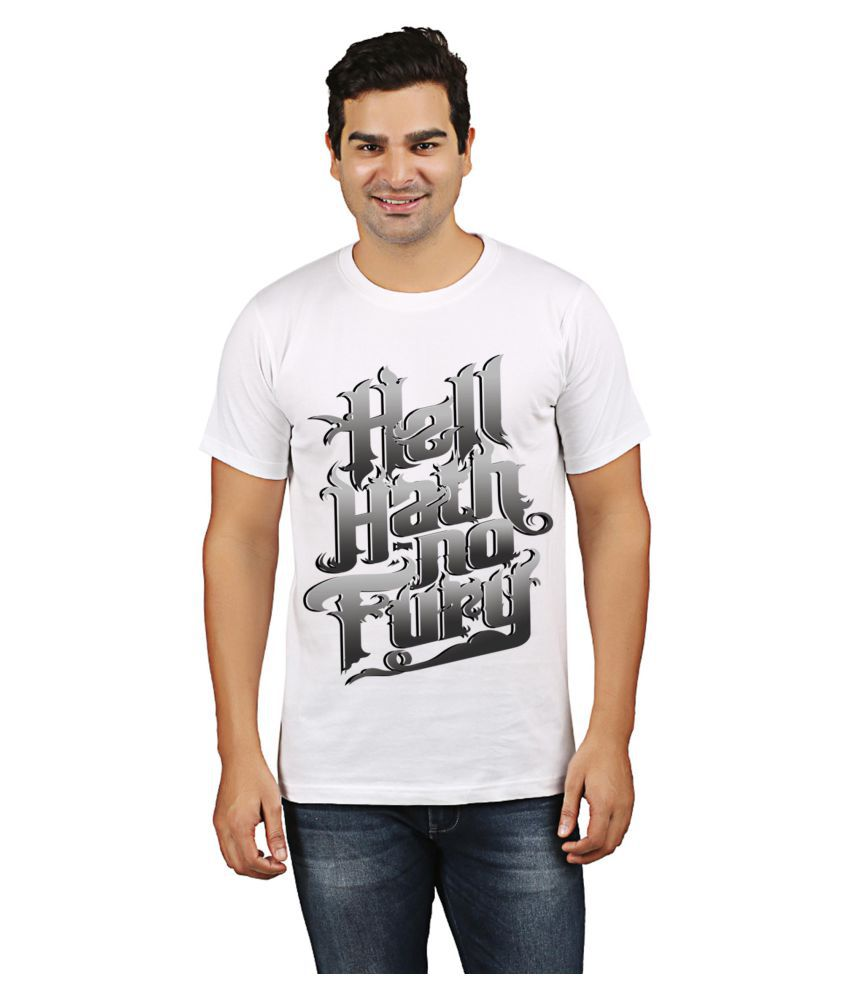AALRYT White Round T-Shirt