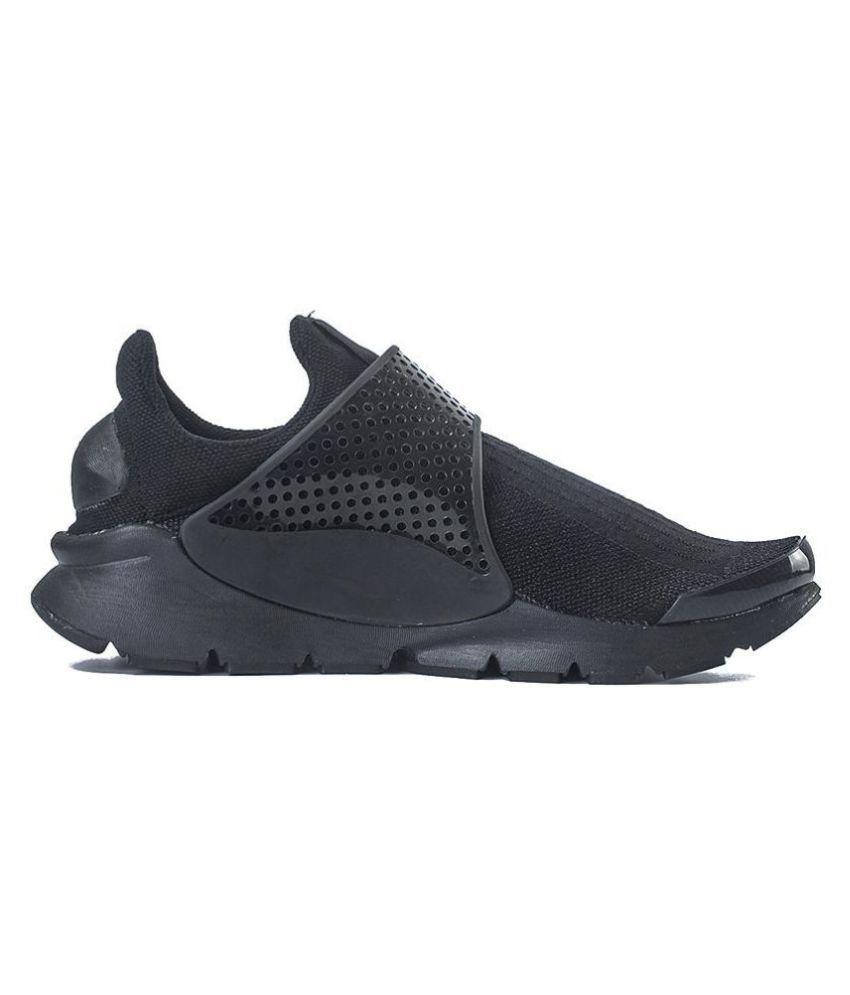 separation shoes be910 c4314 ... Nike Sock Dart Mens Black Running Shoes ...