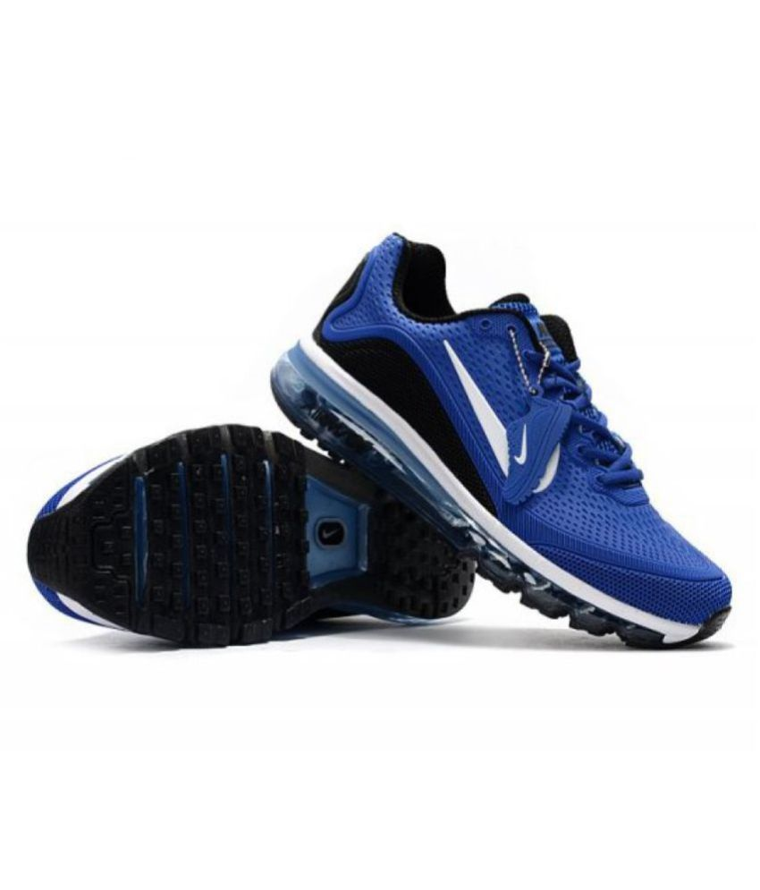 a1875180fd21 Nike AIRMAX 2018 Blue Training Shoes - Buy Nike AIRMAX 2018 Blue ...