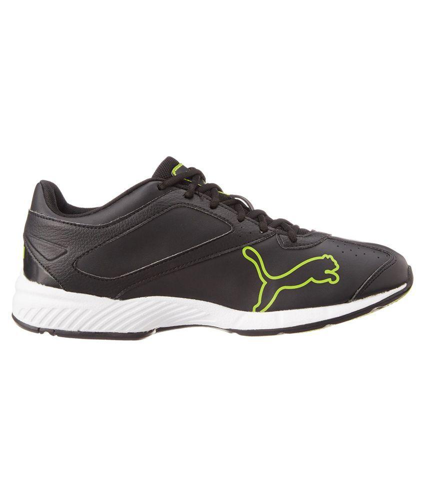 Puma Men's Black  Running Shoes