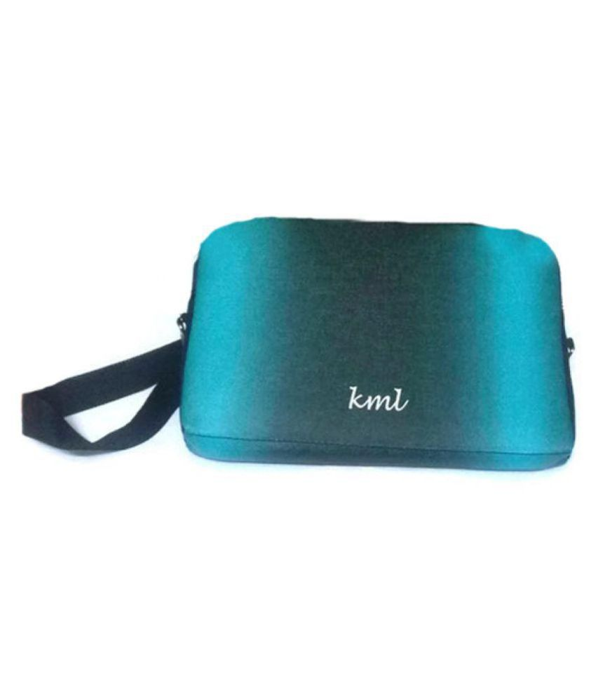 kmltail Sky Blue Laptop Sleeves