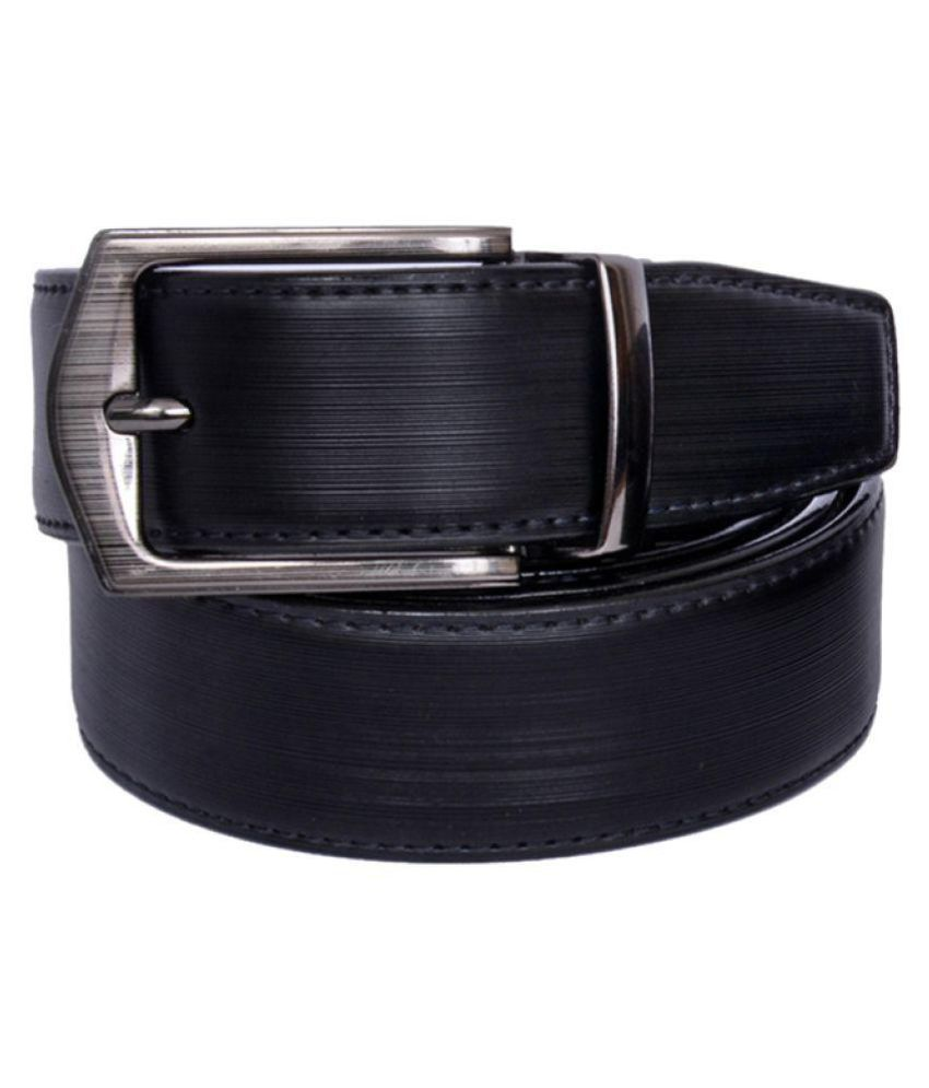Visach Multi Faux Leather Casual Belts