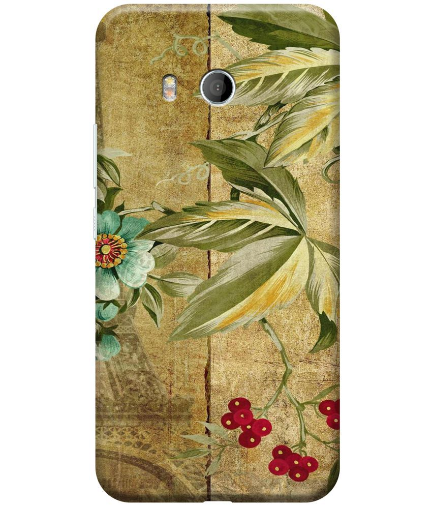 HTC U11 3D Back Covers By Wow