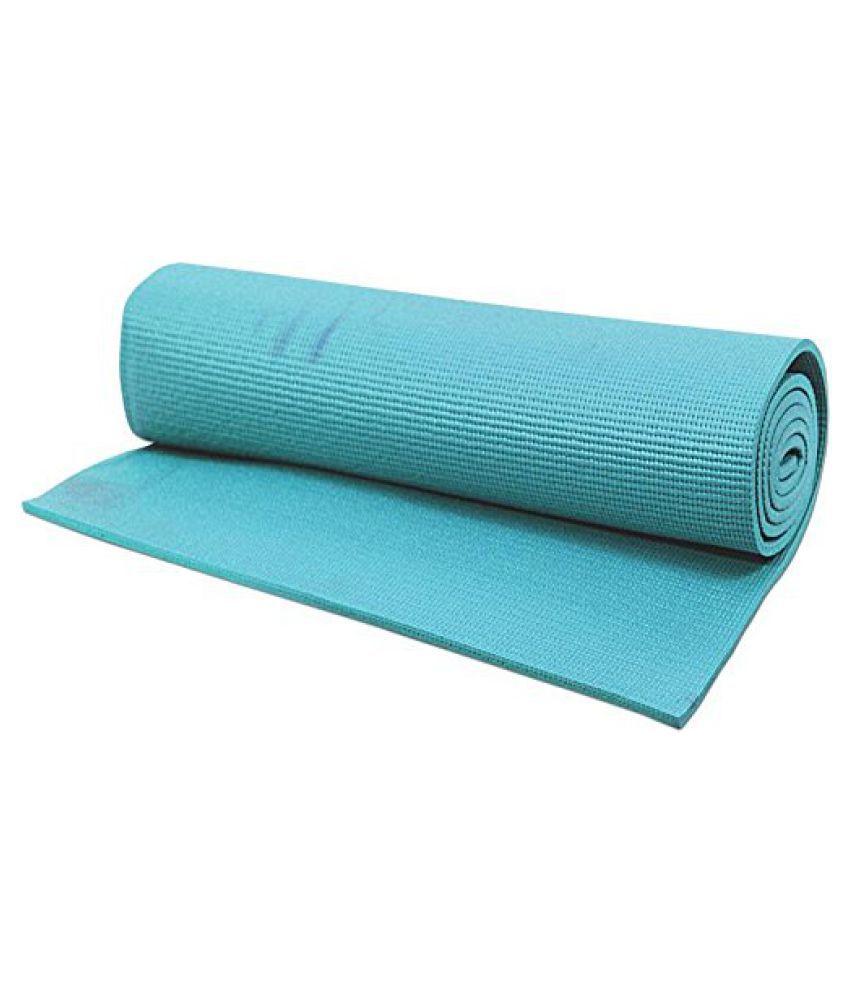 Giftadia Yoga Mat Light Blue 5 mm Extra Long e111bf4ad7a4a