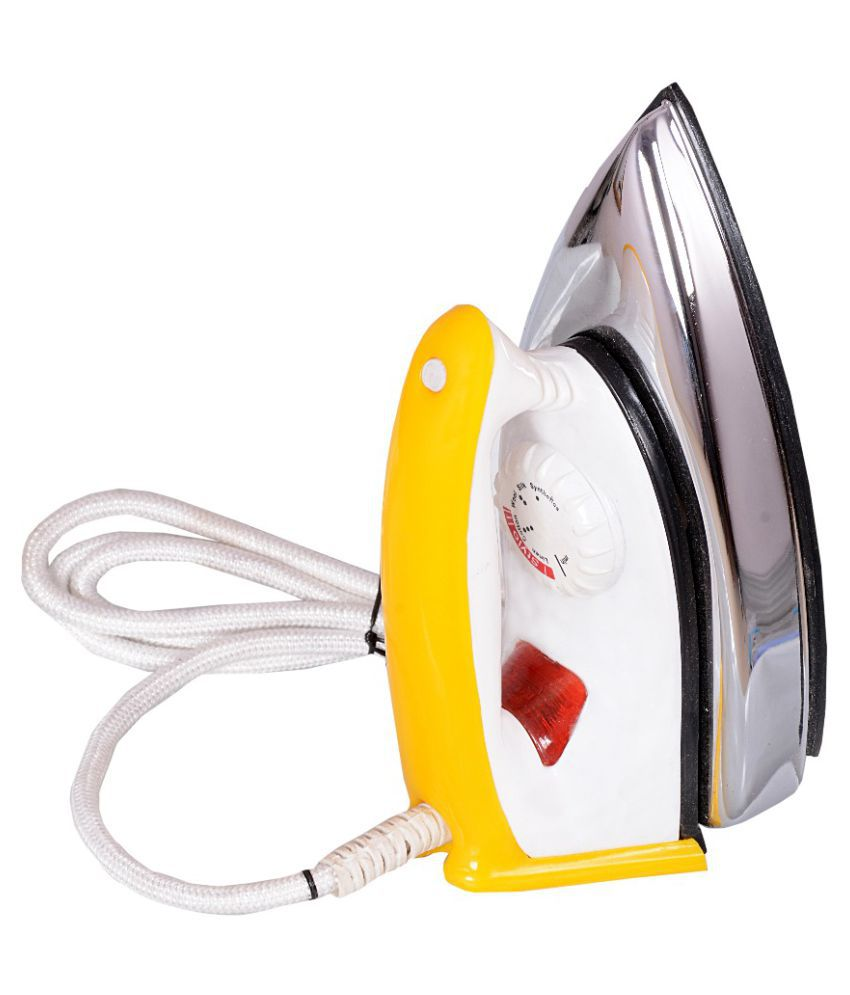 Tag9 Stylo Dry Iron Yellow